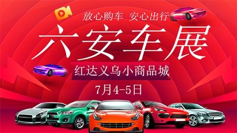 2020六安第三届惠民车展