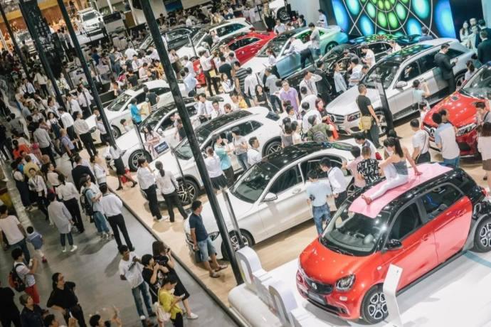 第33届宁波国际汽车博览会本周开幕!