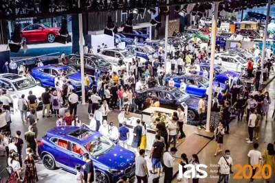 2020端午苏州国际车展完美收官,十一国庆再会!