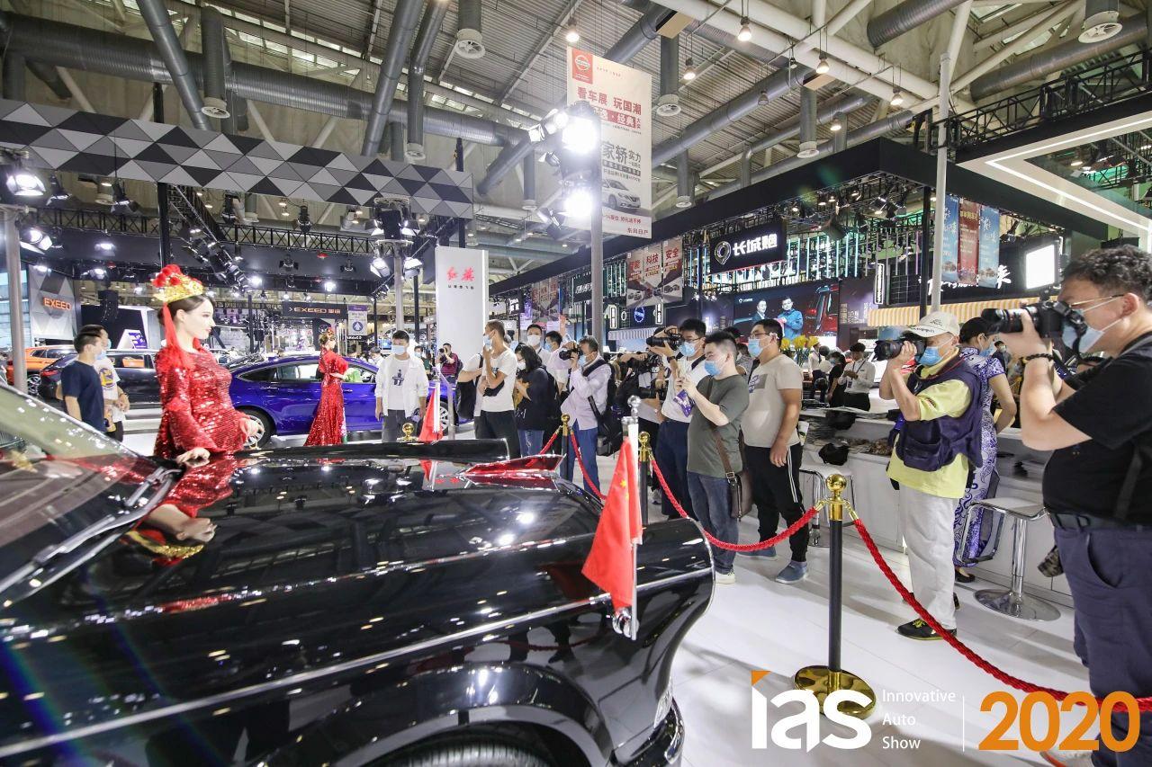 2020苏州国际车展开幕,现场精彩实拍