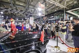2020蘇州國際車展開幕,現場精彩實拍