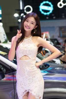 2020第十届泉州(南安)国际车展车模实拍