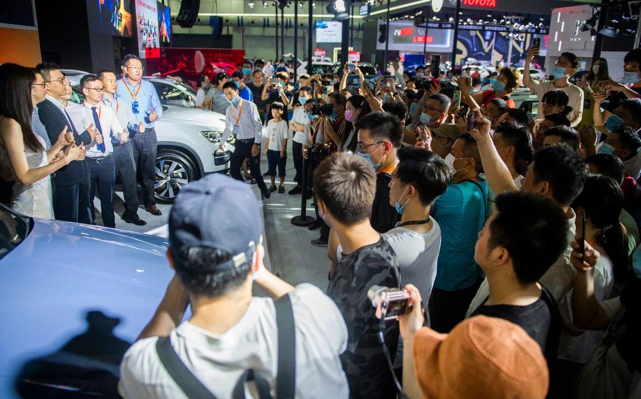 2020端午泉州(南安)国际车展开幕 现场精彩实拍