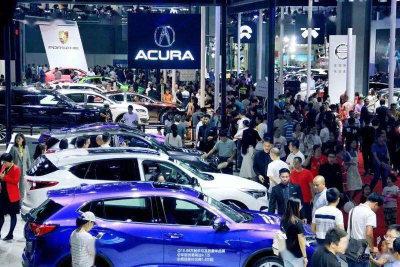2020新疆汽博会7月29日开幕 年度最佳购车时机来啦