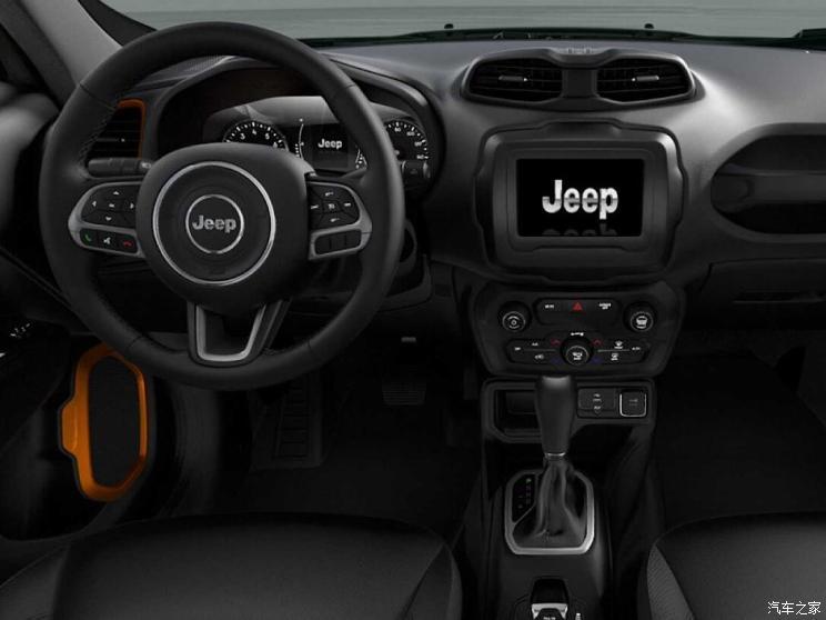 Jeep自由侠特别版