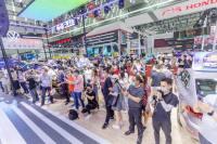 2020佛山汽車工業博覽會開展,50個汽車品牌參展