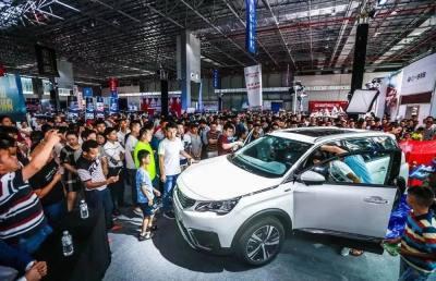 想抄底价购车就来第二十届新疆国际车展