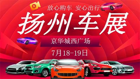 2020扬州第二十届惠民团车节