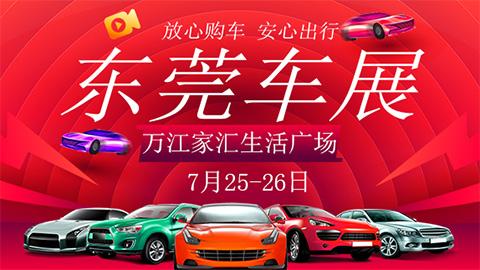 2020东莞第二十四届惠民车展