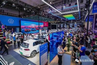 2020青岛国际车展落幕 售车17280台,成交破18亿!