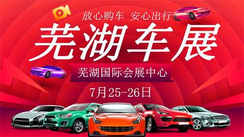 2020芜湖第十三届惠民车展