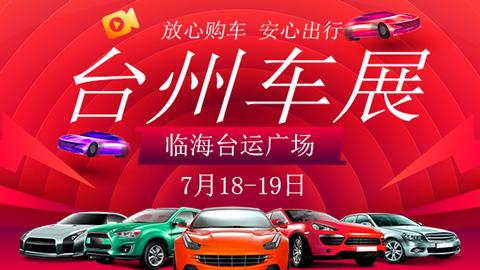 2020第七届台州惠民车展