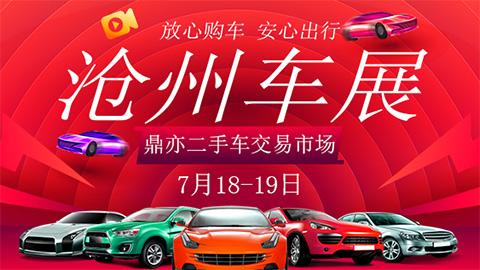 2020第二十一届沧州惠民车展