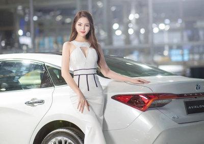 2020第23届哈尔滨国际车展   黑龙江省高端摄影师模特拍摄活动