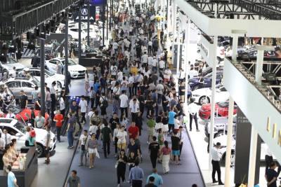 第十九届中国沈阳国际汽车工业博览会将于8月19日-24日举行!