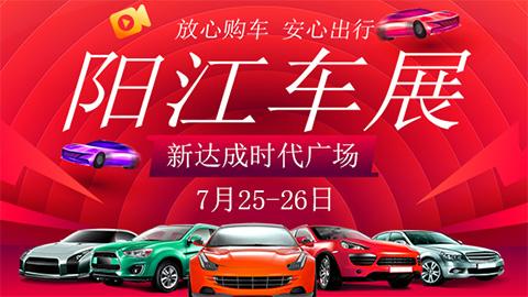 2020阳江第七届惠民车展