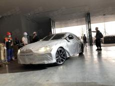 2020成都国际车展探馆:新一代宝马4系实车