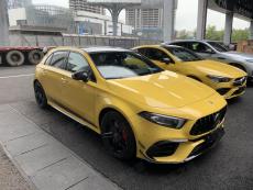 2020成都国际车展探馆:AMG A 45 S实车