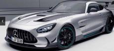 AMG GT特别版限量推出275台 官图泄露
