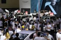 2020鄭州春季大河國際車展開幕 現場精彩實拍