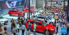 2020成都国际车展开展第四天,惊喜满满!