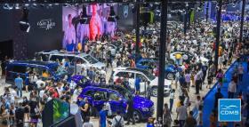 2020第二十三屆成都國際汽車展覽會盛大開幕!