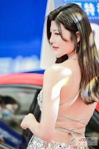 第五屆昆山國際車展除了看車,當然還要看美女!
