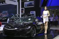 华中国际车展首届痛车秀来了!