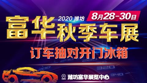 2020潍坊富华秋季车展