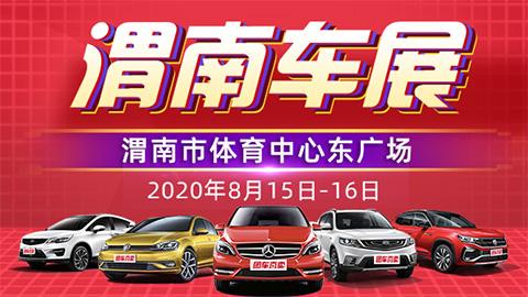 2020渭南第十届惠民车展
