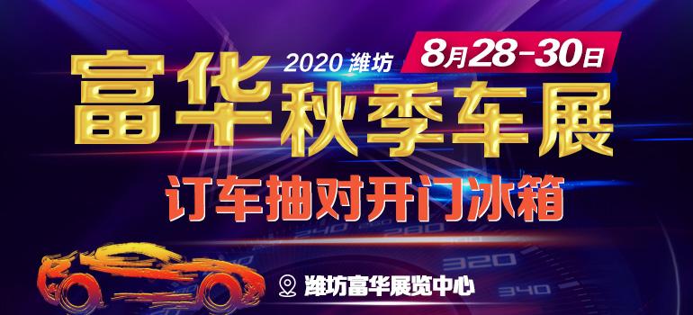 2020濰坊富華秋季車展