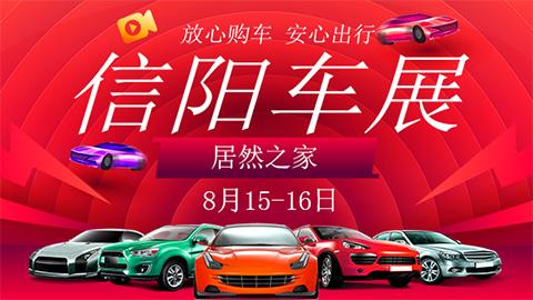 2020信阳第八届惠民团车节