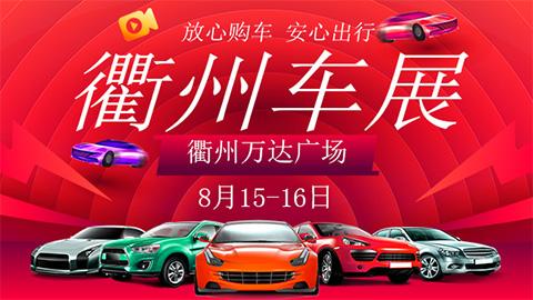 2020衢州第十届惠民团车节