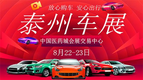 2020泰州第十五届惠民团车节