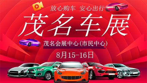 2020茂名夏季惠民汽车展销会