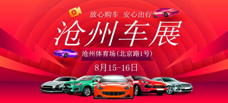 2020第二十二届沧州惠民车展