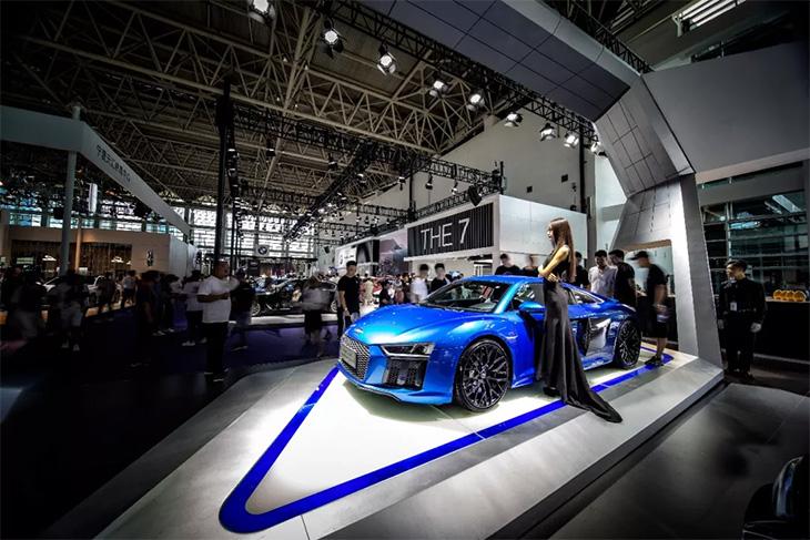 銀川國際汽車博覽會