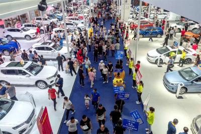 2020(第13届)中国·银川国际汽车博览会8月8日盛大启幕