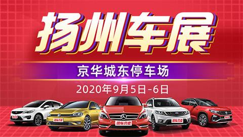 2020扬州第二十一届惠民团车节
