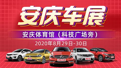 2020安庆第十二届惠民购车节