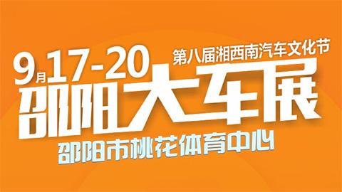 2020第八届湘西南汽车文化节邵阳大车展