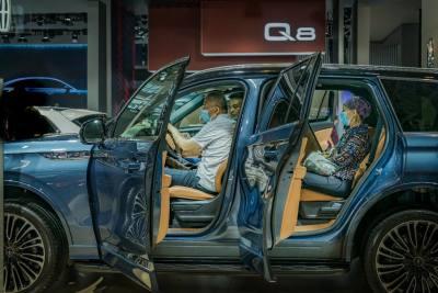 2020(第13届)中国·银川国际汽车博览会圆满闭幕