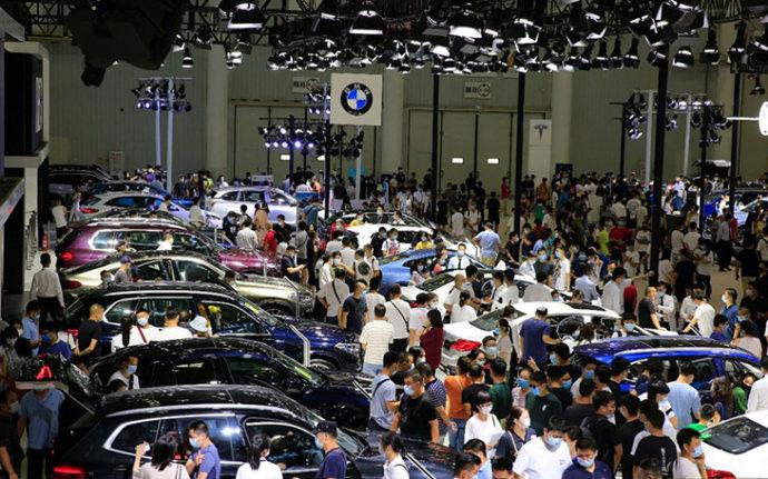感受英雄城市的热情与活力——华中国际车展圆满闭幕