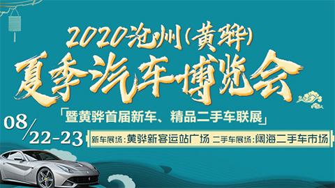 2020沧州(黄骅)汽车博览会