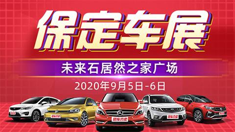 2020保定第二届惠民购车节
