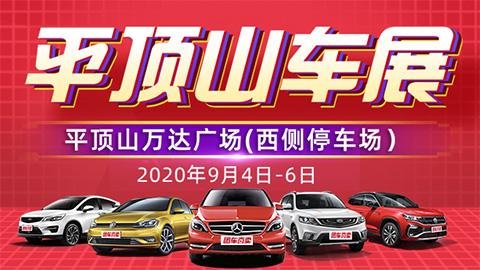 2020第七届平顶山惠民车展