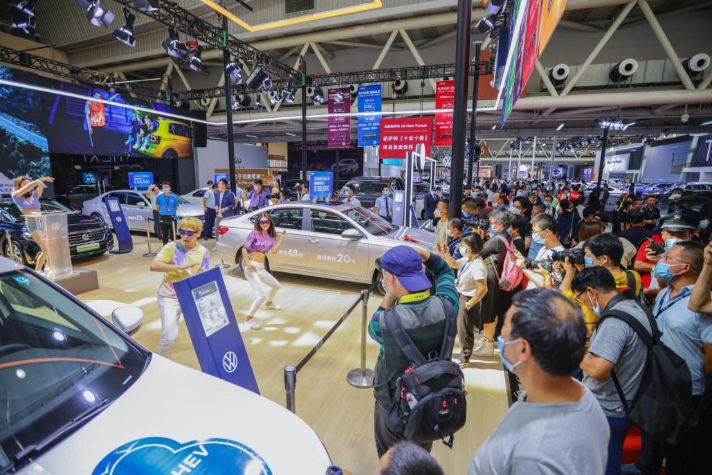 2020蘭州八月國際車展盛大開幕!