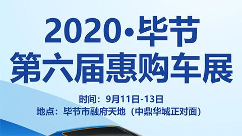 2020毕节第六届惠购车展