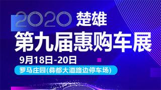 2020楚雄第九届惠购车展
