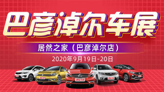 2020巴彦淖尔第六届惠民团车节